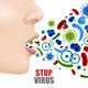 Stop Virus Poster
