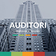 Auditori Project Multipurpose Powerpoint Template - GraphicRiver Item for Sale