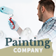 ProRange | Painting Company WordPress Theme - ThemeForest Item for Sale