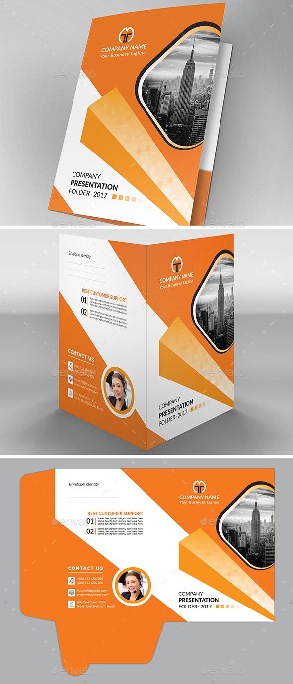 GraphicRiver Presentation Folder 20751140