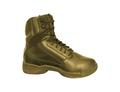 Dark brown boots