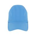 Blue Baseball Hat isolated