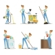 Professional Cleaning Service - GraphicRiver Item for Sale