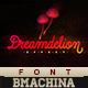 Dreamdelion Font - GraphicRiver Item for Sale