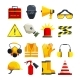 Protection Clothing for Work and Safety Equipment