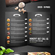Chef Restaurant Menu Bundle - GraphicRiver Item for Sale