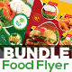 Food Flyer Bundle