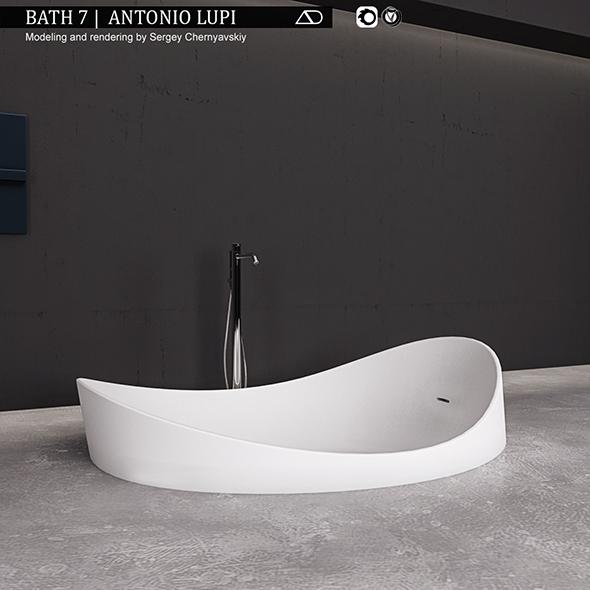 3DOcean Bath 7 Antonio Lupi 20752593