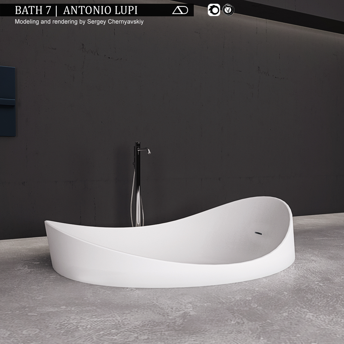 Bath 7 Antonio Lupi
