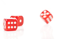 Moving Red Dice - PhotoDune Item for Sale