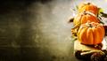 Pumpkins composition - PhotoDune Item for Sale