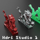HDRI Studio 1 - 3DOcean Item for Sale