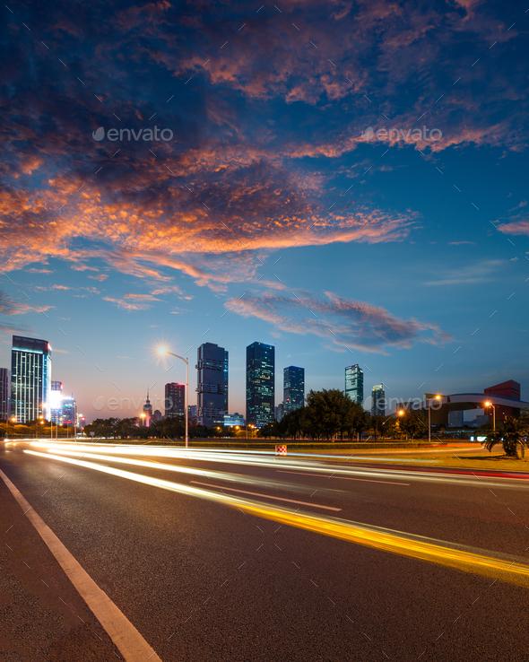 Urban Roads - Stock Photo - Images