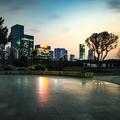 City and platform - PhotoDune Item for Sale