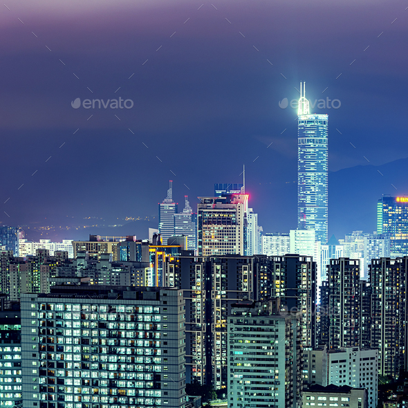 shenzhen - Stock Photo - Images