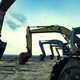 excavator - PhotoDune Item for Sale