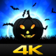 Halloween Pumpkin 2 Background - VideoHive Item for Sale