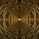Openwork Golden Tunnel - VideoHive Item for Sale