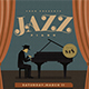 Jazz Piano Concert Flyer - GraphicRiver Item for Sale