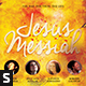 Jesus Messiah CD Album Artwork