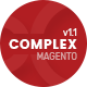 Complex - Multi-Purpose Responsive Magento2 Theme