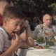 Bored Boy on Reunion Party - VideoHive Item for Sale