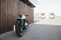 Custom motorcycle caferacer - PhotoDune Item for Sale