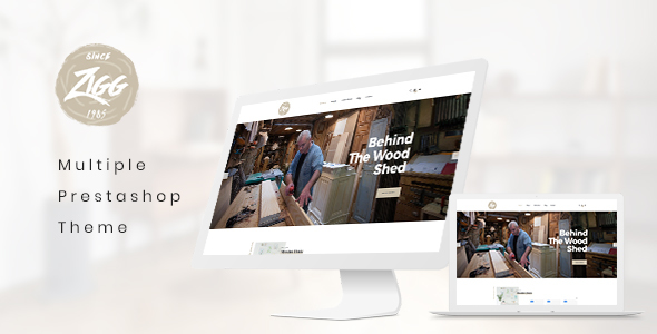 Leo Zigg - Responsive Prestashop 1.7 Theme - Shopping PrestaShop