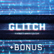 Star Dust Glitch and The Bonus - VideoHive Item for Sale