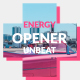 Energy Upbeat Opener - VideoHive Item for Sale