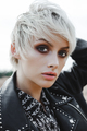 blonde woman with short hair - PhotoDune Item for Sale