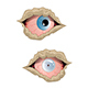 Eyes of Zombie