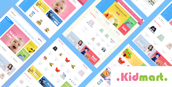 ThemeForest Ap Kid Mart 20755372