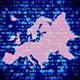 Europe Map Digital (2 in 1)