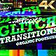 Glitch Transition 4K