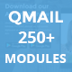 QMAIL - Responsive Email Template + Stampready Builder - ThemeForest Item for Sale
