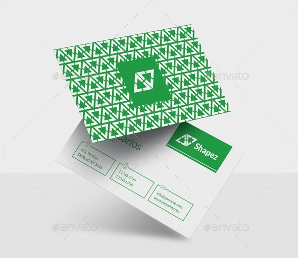 Business Cards - 3