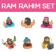 Baba Ram Rahim - GraphicRiver Item for Sale