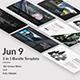 3 in 1 Creative Bundle - Jun 9 Premium Google Slide Template
