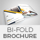 Corporate Bi Fold Brochure Template 05 - GraphicRiver Item for Sale
