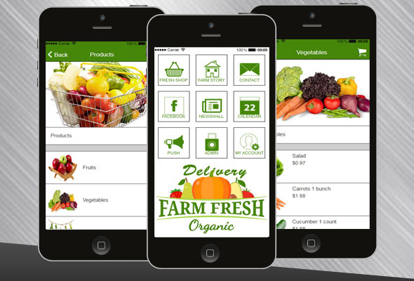 how to create ecommerce android app