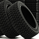 Winter tire well - 3DOcean Item for Sale