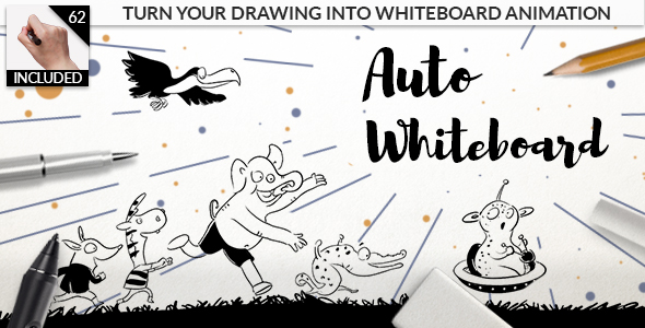 VideoHive Auto Whiteboard 20608476