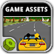 Car Rush - Game Assets - GraphicRiver Item for Sale