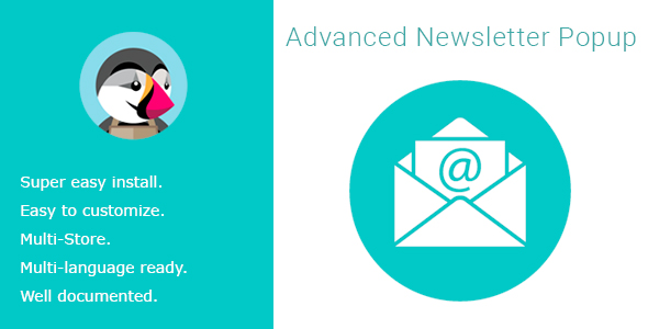 CodeCanyon Advanced Newsletter Popup 20758304