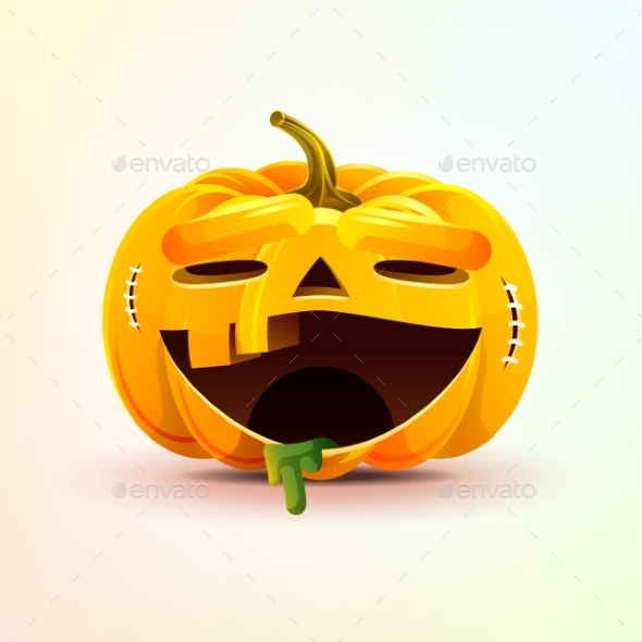 Jack-O-Lantern - Halloween Seasons/Holidays