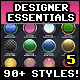 Designer Essentials Ultimate Precious Styles Vol.5