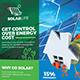 Solar Energy Poster & Roll-Up Banner