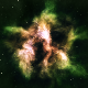 Nebula Space Environment HDRI Map 007 - 3DOcean Item for Sale