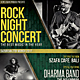 Rock Night Flyer /Poster - GraphicRiver Item for Sale